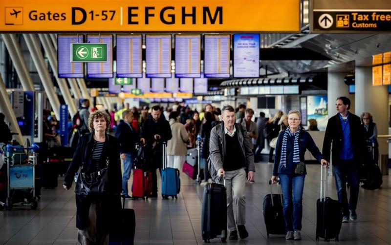 Hoog overleg over Schiphol