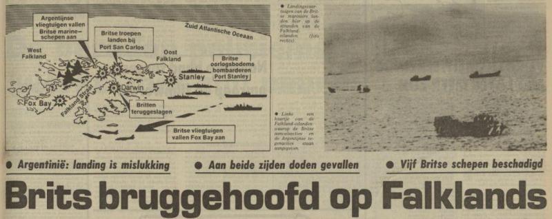Uit het Nieuwsblad van het Noorden van 22 mei 1982 1