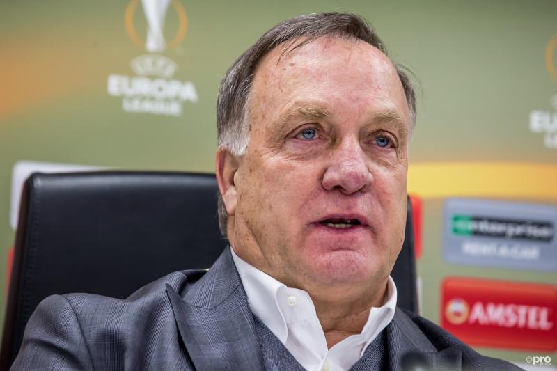 Dick Advocaat bondscoach van het Nederlands elftal (Foto: Pro Shots/Kay Int Veen)