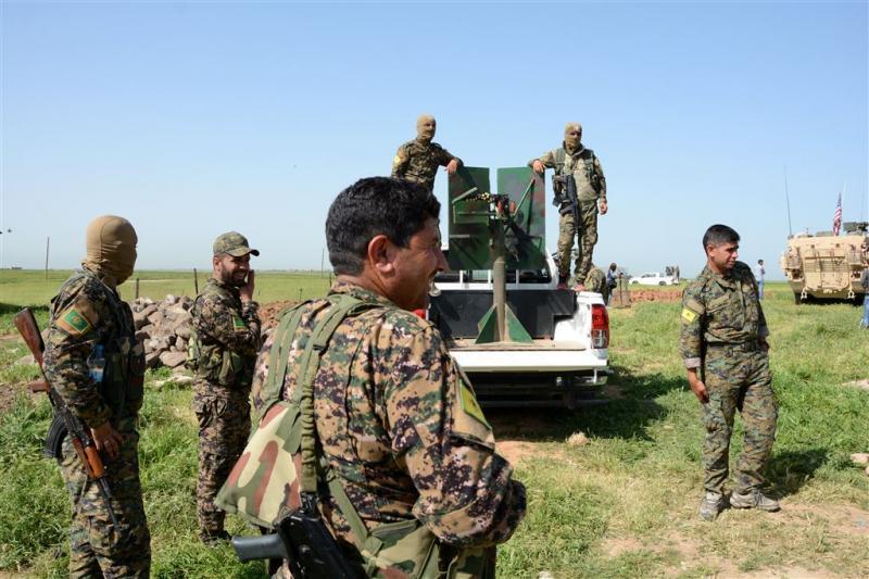 VS gaan wapens aan Koerden in Syrië leveren