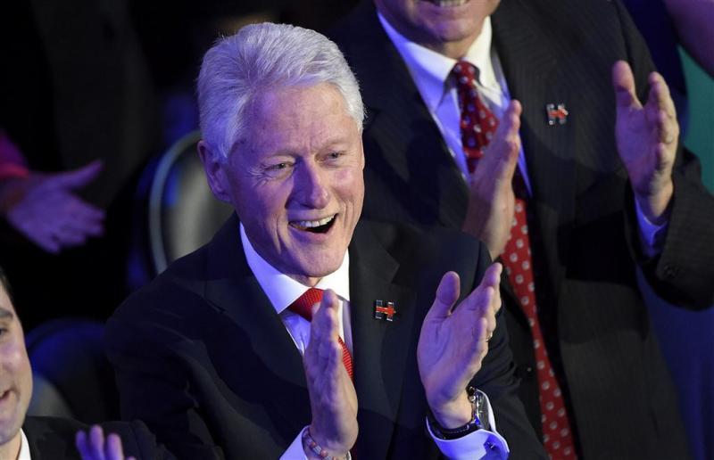 Thriller Bill Clinton mogelijk verfilmd