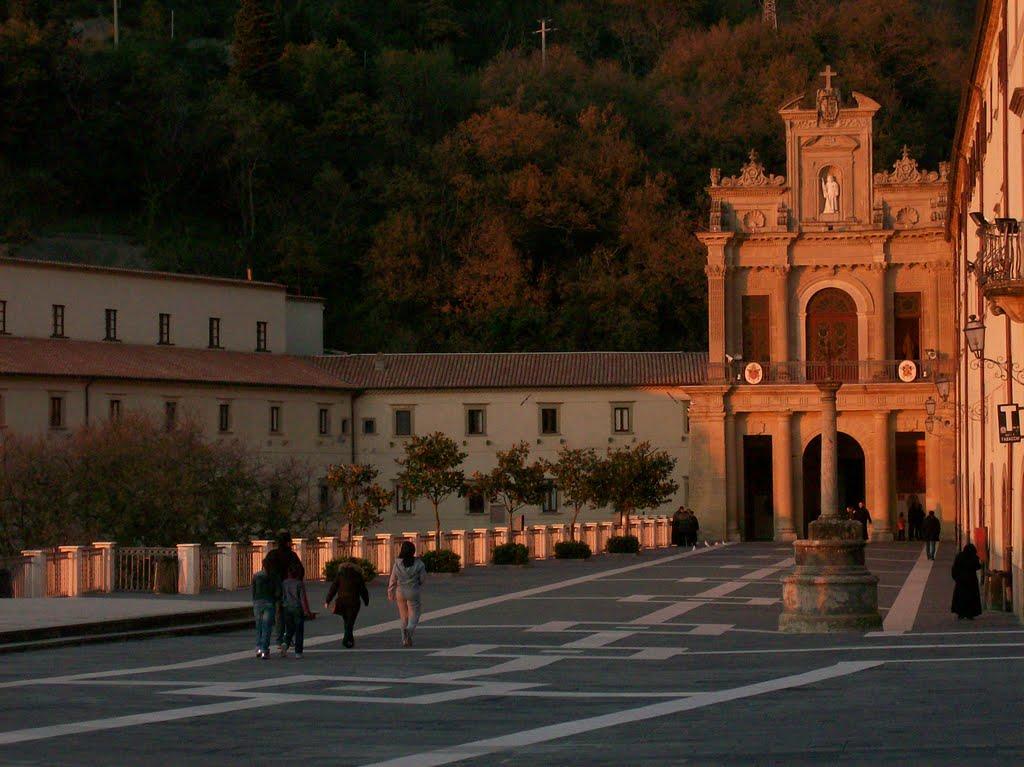 Een verstopt heiligdom (Foto: Panoramio)