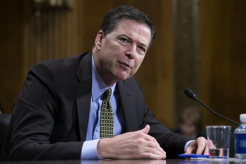 Trump ontslaat FBI-chef Comey