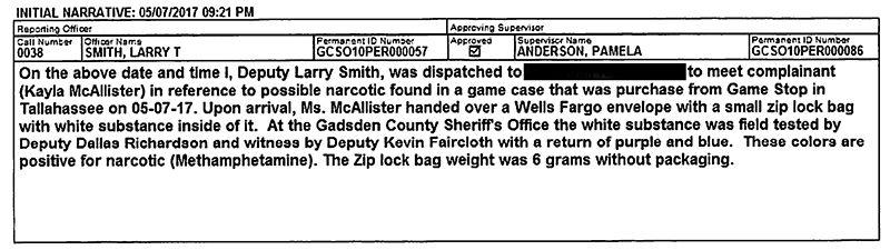 Politierapport