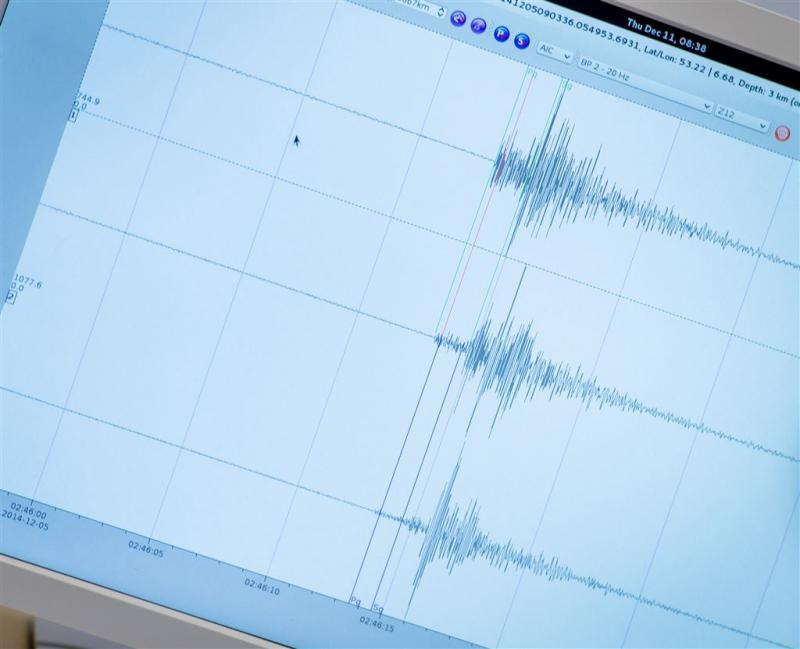 Zware aardbeving treft Antarctica