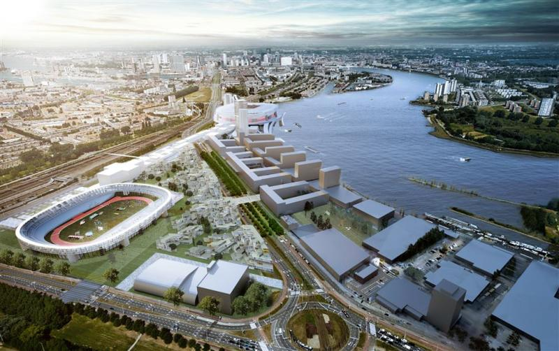 Raad Rotterdam beslist over Feyenoord City