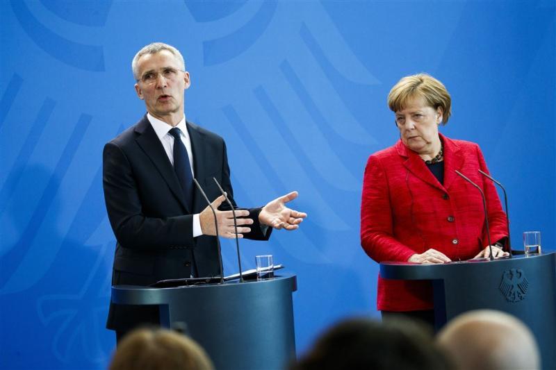 Merkel tegen extra Duitse troepen Afghanistan