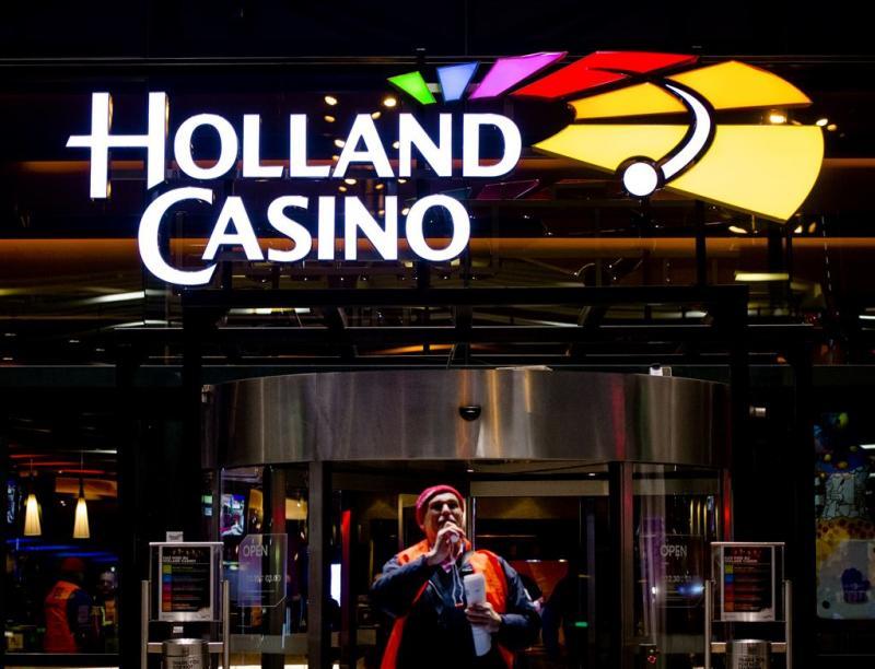 Opnieuw staking bij Holland Casino