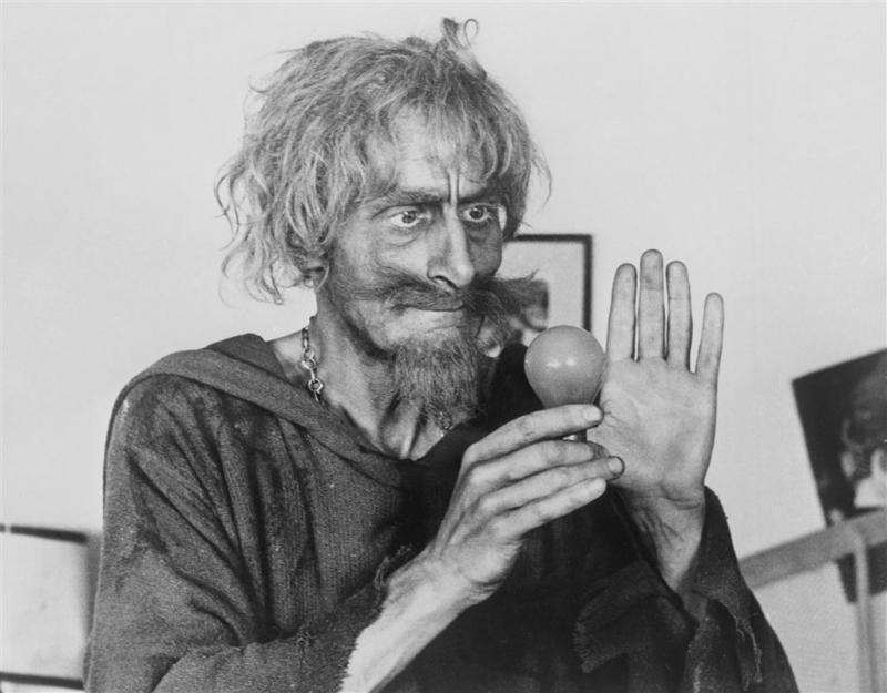 Catweazle-acteur Geoffrey Bayldon overleden