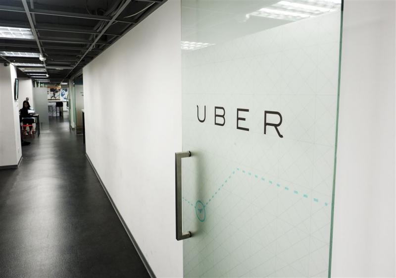 Zaak over diefstal Uber naar justitie VS