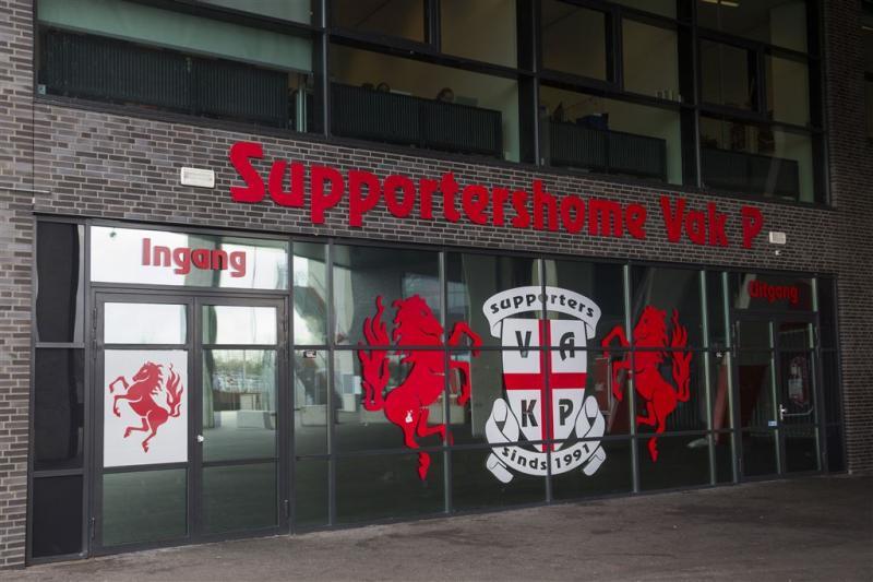 Supportershome FC Twente blijft gesloten