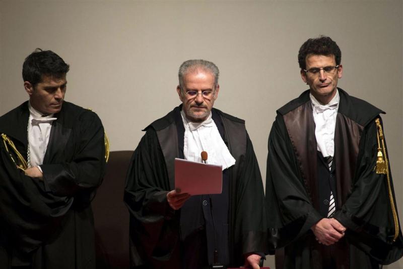 Kapitein Costa Concordia krijgt 16 jaar cel