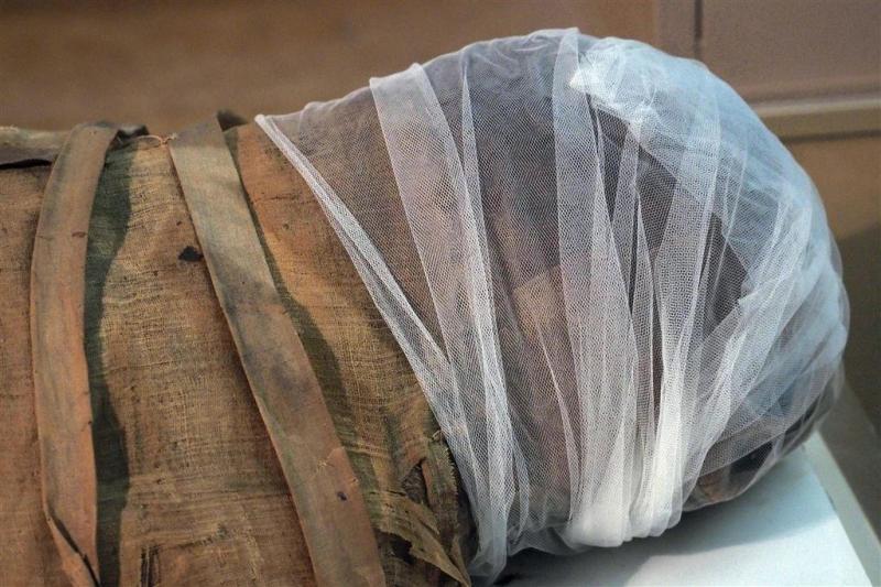 17 mummies ontdekt in oude graftombe Minya