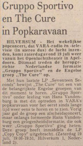 Uit de Leeuwarder Courant van 17 juli 1980