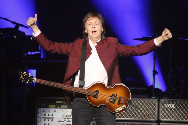 Paul McCartney debuteert als piraat