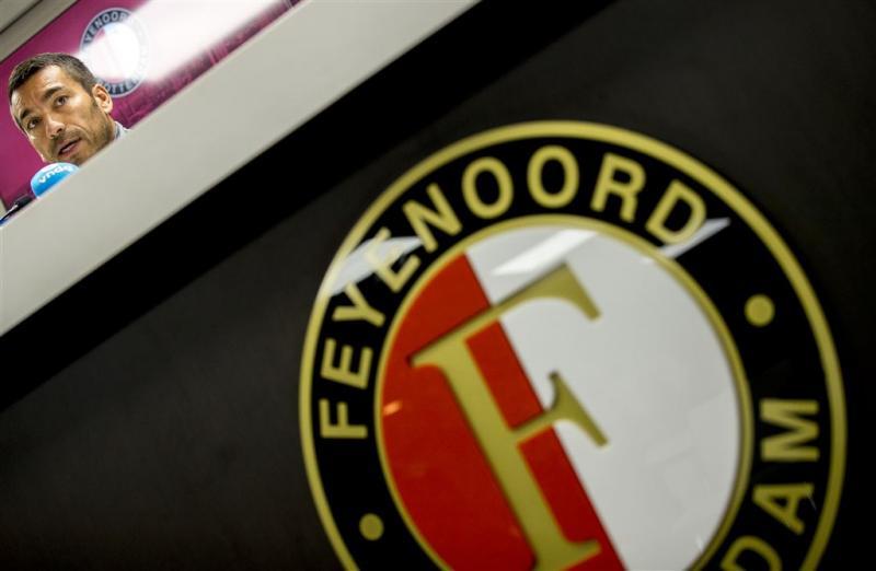 Rotterdam klaar voor landstitel Feyenoord