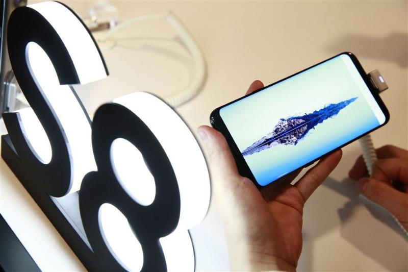 'Glas nieuwe Samsung S8 en S8+ snel stuk'