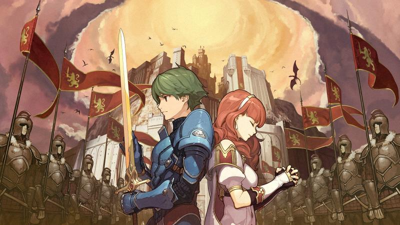 Fire Emblem Echoes: Shadows of Valentia banner