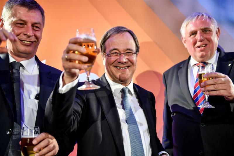 Einduitslag: CDU grootste met 33 procent