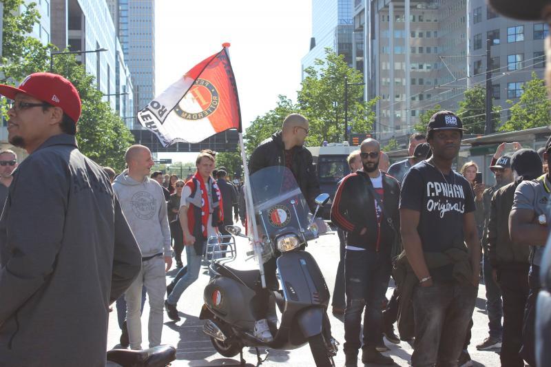 Kampioensfeest Feyenoord