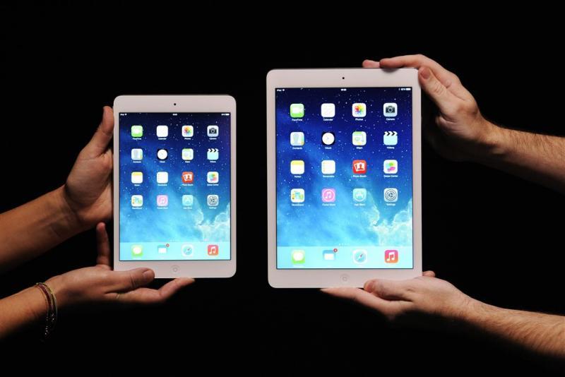 'Apple trekt stekker uit iPad Mini'