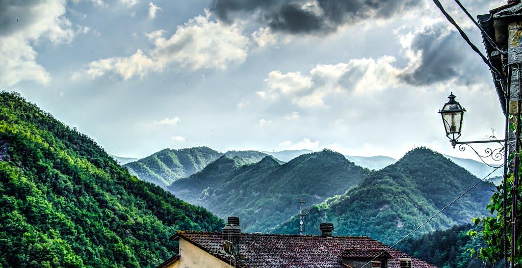 Prachtig uitzicht in Cornolio (Foto: Panoramio)