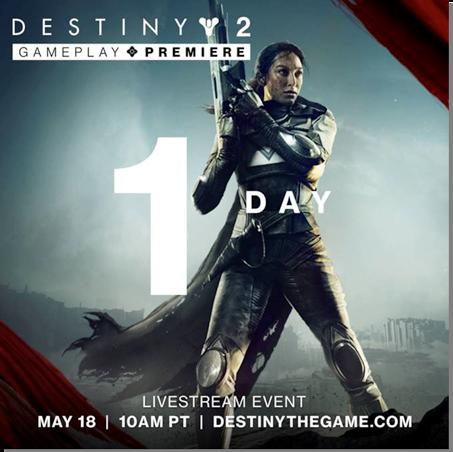 Destiny 2-gameplayevent (Foto: Activision)