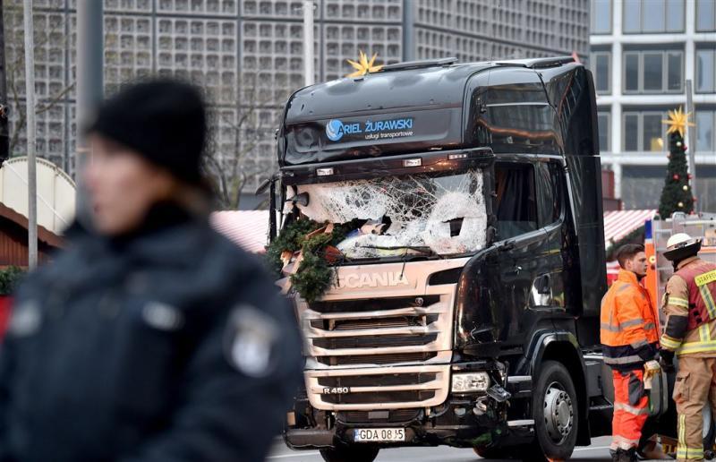 Berlijn klaagt politie aan over aanslagpleger