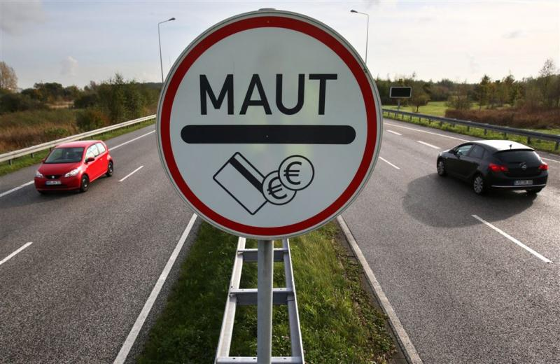 Groen licht uit Brussel voor Duitse tol