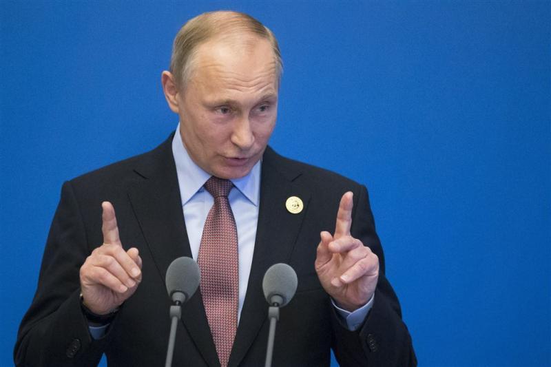 Poetin: Trump gaf geen geheimen prijs
