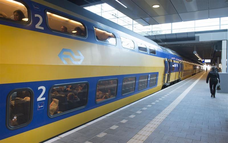 'Treinvertraging vaak door idioten op spoor'