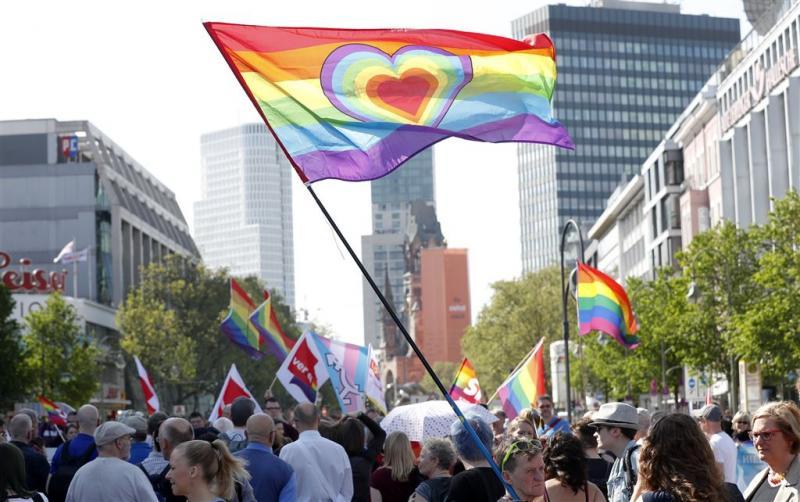 'Transgenders melden amper discriminatie'