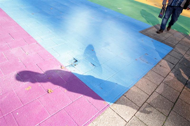 'Vervolgen regenboogpadvandalen onrechtmatig'