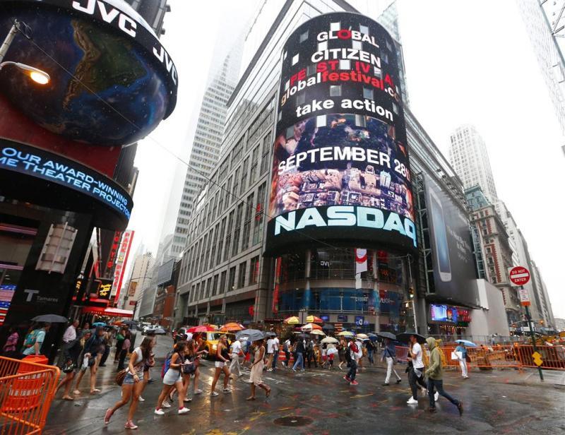 'Voetgangers aangereden op Times Square'