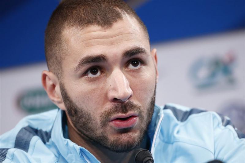 Deschamps negeert Benzema opnieuw