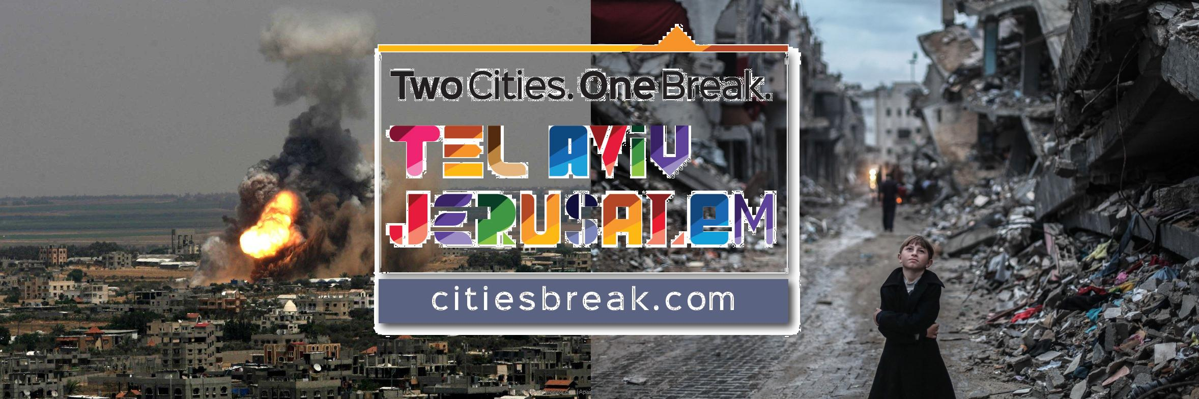 Two cities, one break (Bron: R_R)