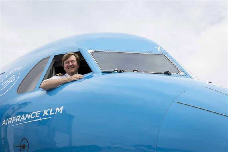 'Dubbelleven' vliegende koning wereldnieuws