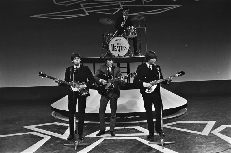 Beatles-haren leveren 10.000 euro op