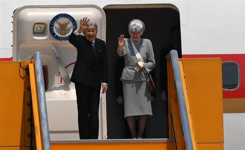 Aftreden Japanse keizer wordt voorbereid