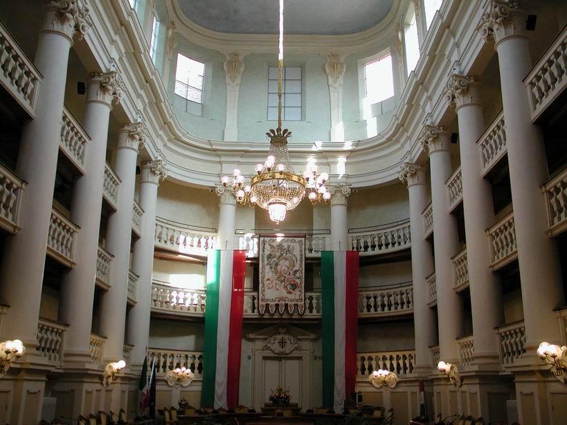 De Sala Tricolore in Reggio Emilia (Foto: WikiCommons)