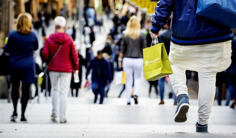 Consumentenvertrouwen afgenomen