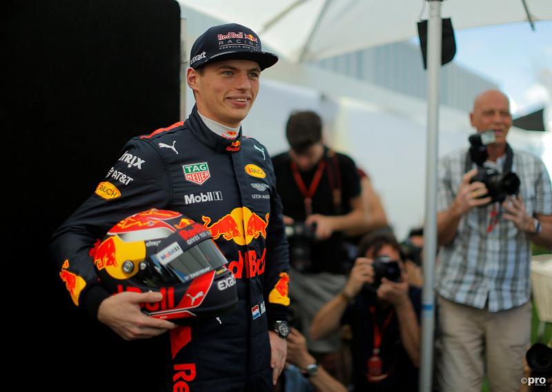 """Verstappen voelt geen druk: """"Racen is het leukste wat er is"""" (Pro Shots / Action Images)"""