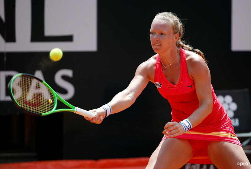 Halve finale eindstation Bertens in Rome (Pro Shots / Action Images)