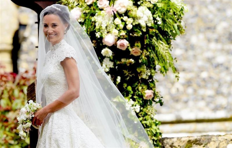 Pippa Middleton heeft ja-woord gegeven