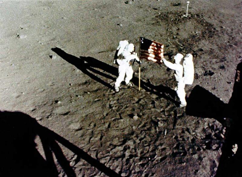 Apollo-tas op veiling