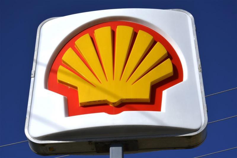 Gaslek op Shell-platform in Noordzee