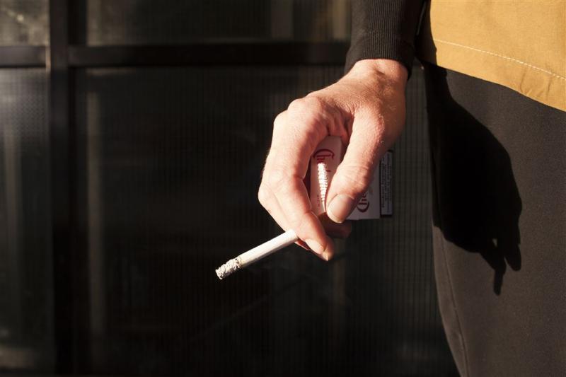 Sigaretten in VK alleen nog neutrale pakjes