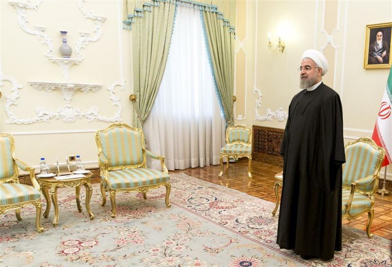 Rohani wil Iran verbinden met wereld