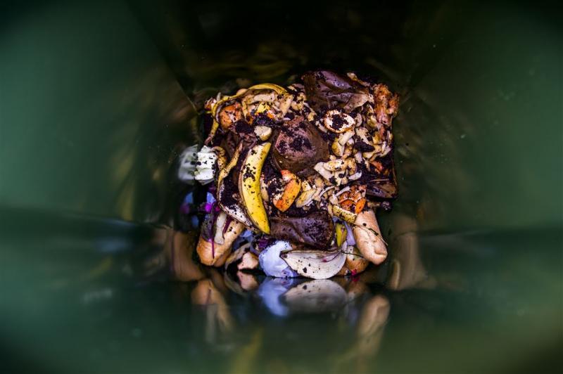 Nog steeds verdwijnt veel voedsel in afvalbak