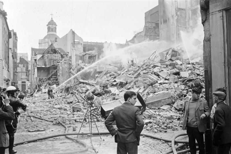 België herdenkt brandramp 1967